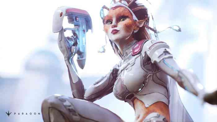 Epic Is Releasing $12 Million of Unreal Engine Paragon Assets for Free