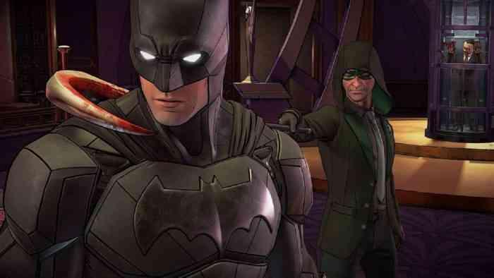 Batman: The Enigma
