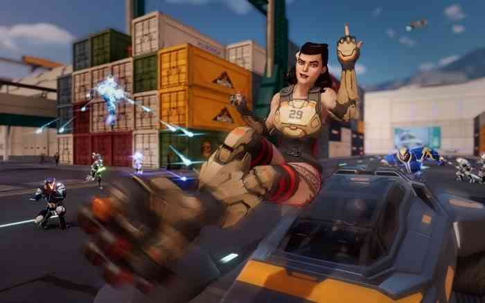 Agents of Mayhem Screen