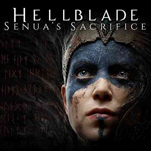 Hellblade Game Art