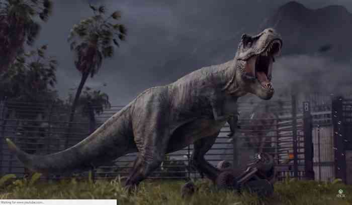 Jurassic World Evolution DLC