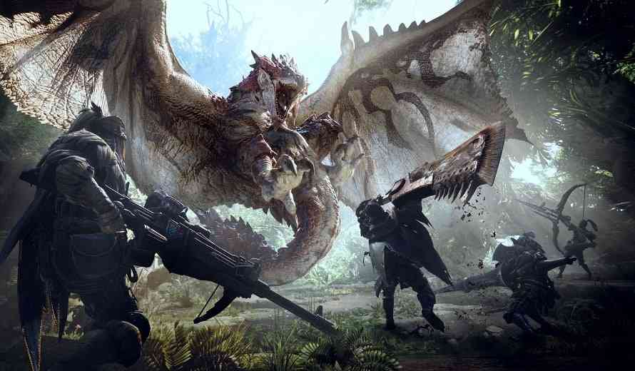Xbox Deals with Gold Include 'Monster Hunter World' & 'Bloodstained'