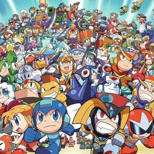 Mega Man Robot Masters FEATURE