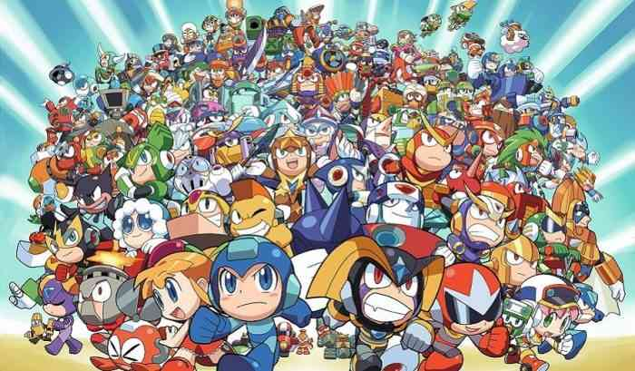Mega Man Robot Masters FEATURE