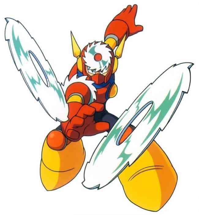 Mega Man Robot Masters Metal Man