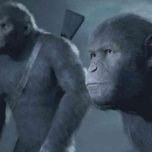 planet of the apes featured