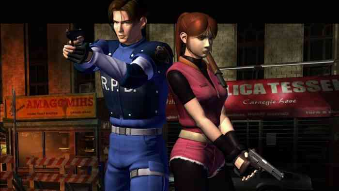 Rumor: Resident Evil 2 Remake Coming Later This Year
