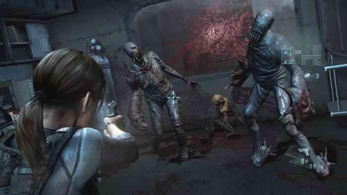 Resident Evil Revelations 1280x