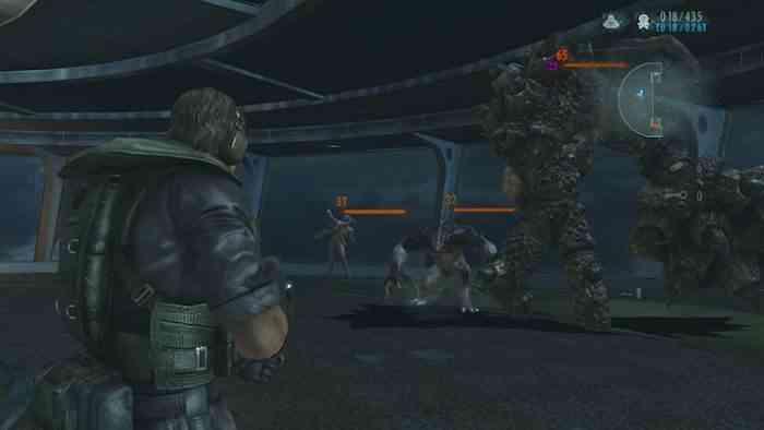 Resident Evil Revelations screen 2