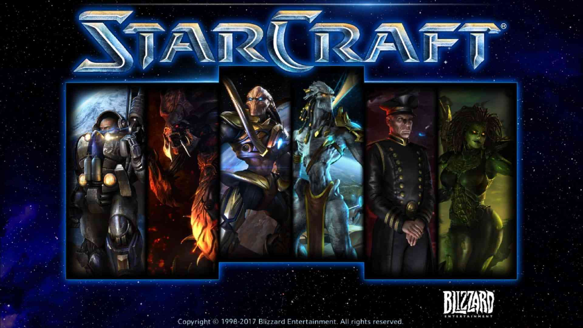 StarCraft First Person Shooter Has Been Canceled By Blizzard