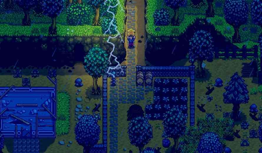 New Stardew Valley Content is Prioritized Over New Game