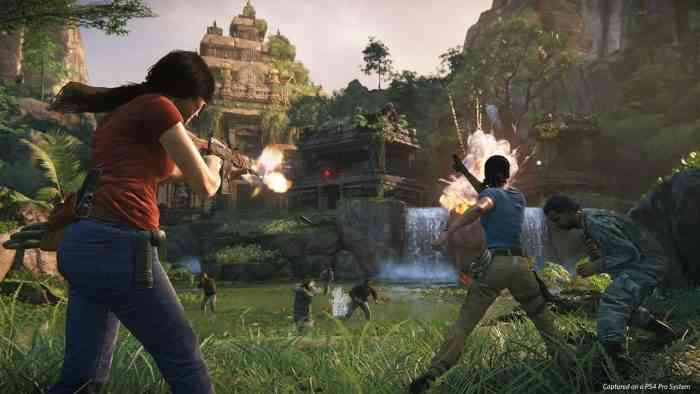 Uncharted: The Lost Legacy Top Screen (1280x720)