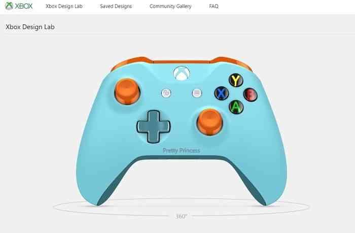 Xbox Design Lab Pastel