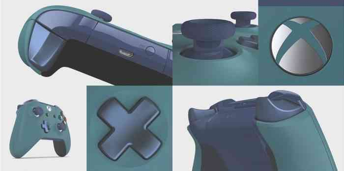 Xbox Design Lab Top Screen