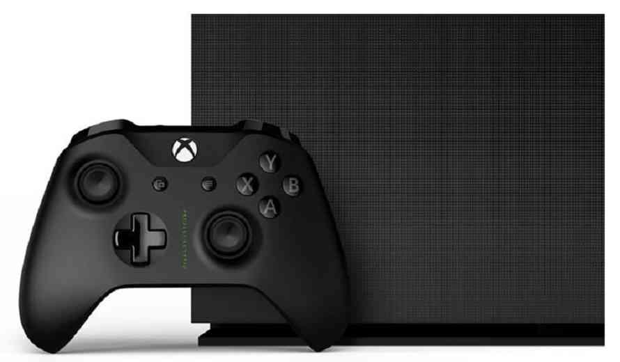The Xbox One X Will Run Xbox 360 Games at Native 4K