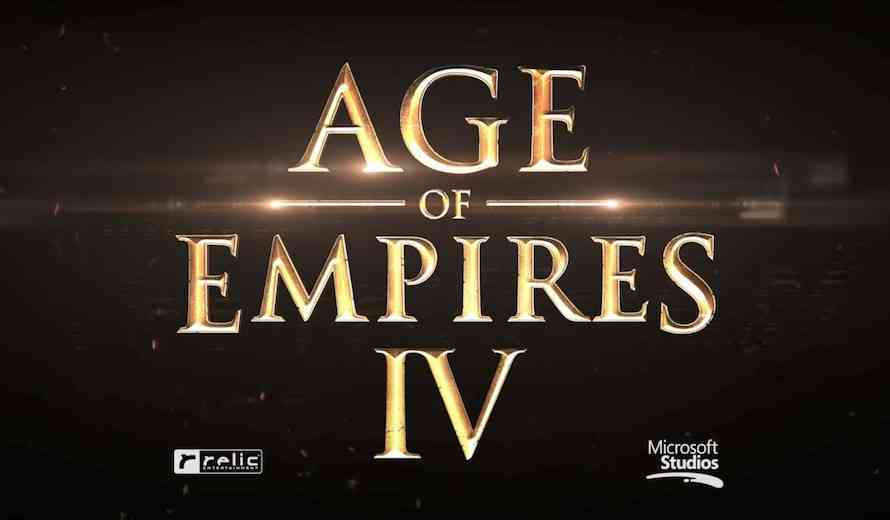 Age of Empires IV is Staring to Shape Up According to Microsoft