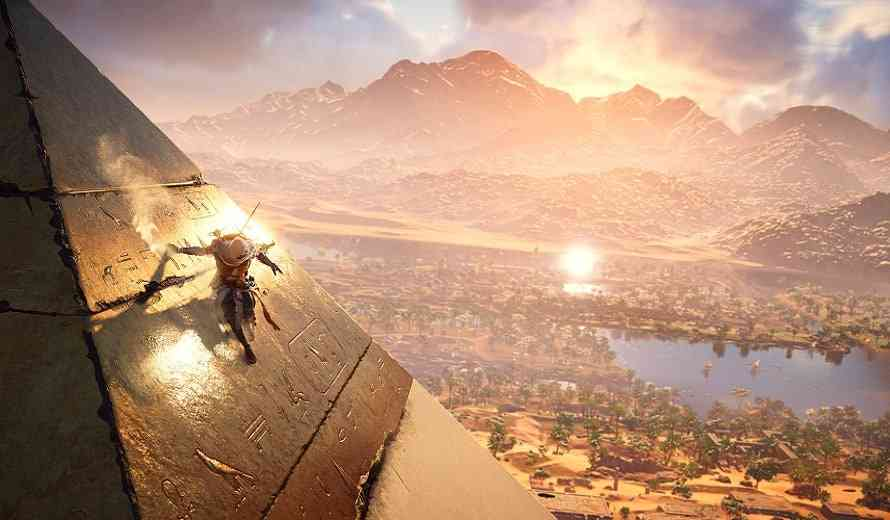 New Assassin's Creed Origins Update Details Revealed