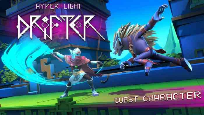 Brawlout Hyper Light Drifter