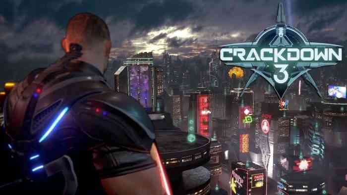 Crackdown 3 Delayed Again, Set for Autumn 2018