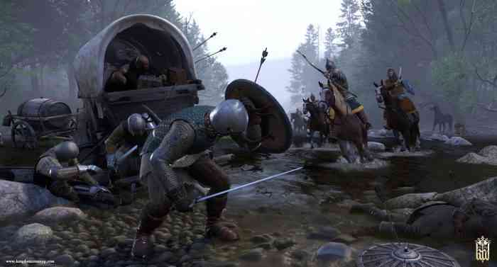 Published story trailer for Kingdom Come: Deliverance