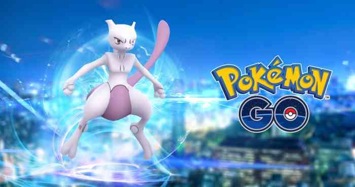 Mewtwo Is the Next Legendary Pokemon Coming To 'Pokemon Go'