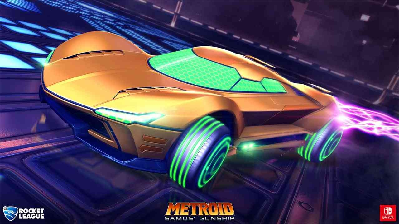Nintendo Switch-Exclusive Rocket League Cars Revealed And Look Awesome