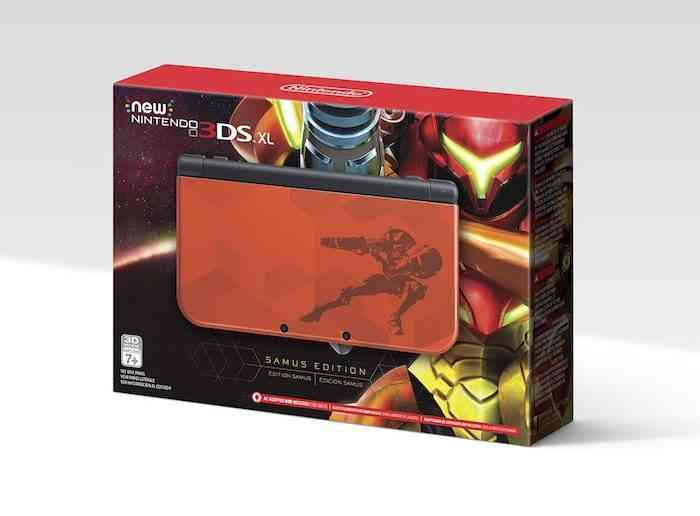 Samus Edition New 3DS XL