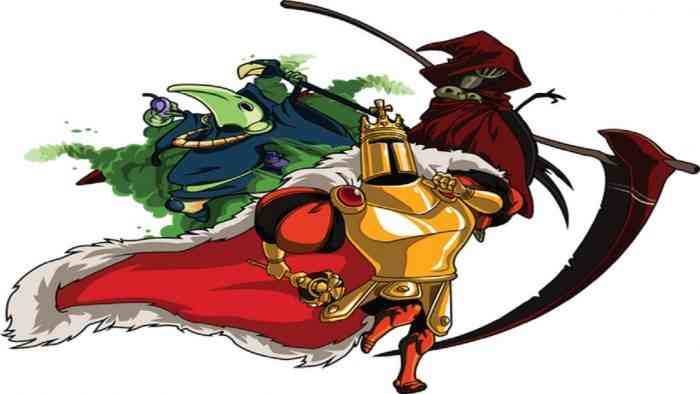 Shovel Knight: King of Cards Confirmed for 2018