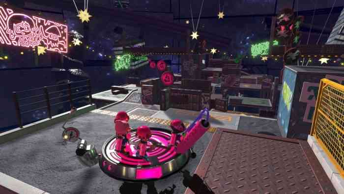 Splatoon 2 Splatfest Brings New Stage