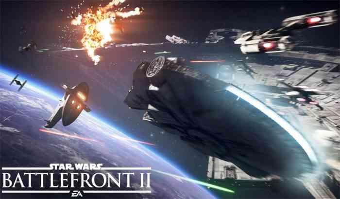 Star Wars Battlefront II Starfighter Assault 890