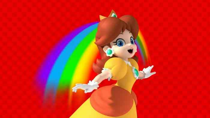 Super Mario Run Daisy