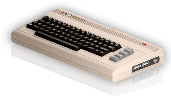 Now there's a C64 mini
