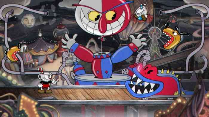 Cuphead Balloon Boss (1280x720)