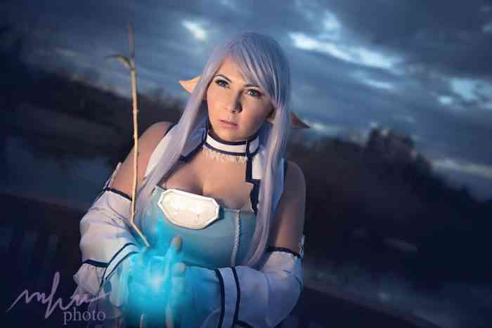 Gabrielle Cooke Cosplay Top