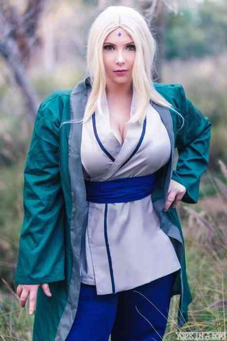 Gabrielle Cooke Cosplay 3