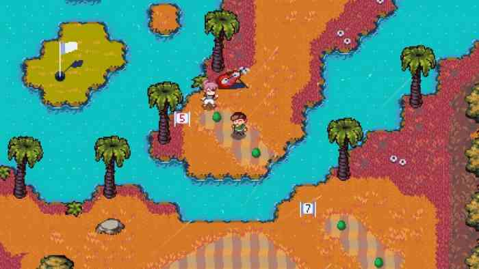 Golf Story listed for September 28 release in Europe