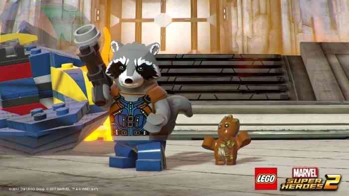 Top 12 Nintendo Switch Games Fall 2017 - Article - LEGO Marvel Super Heroes 2