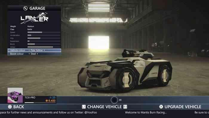 MBR Battle Cars
