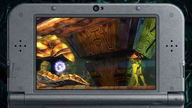 Metroid: Samus Returns Screen 2