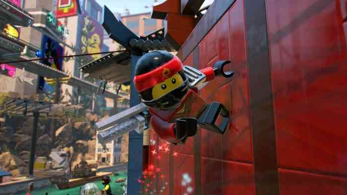 ninjago movie video game - article prime