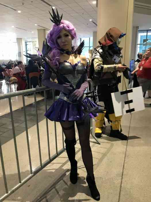 PAX West 2017 Cosplay 3