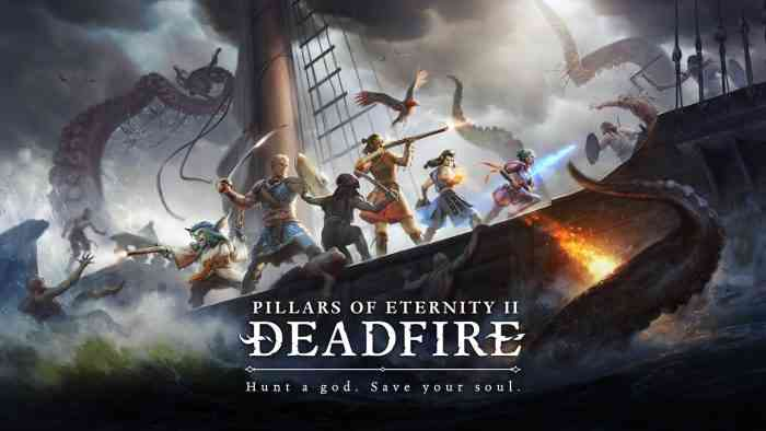 Pillars of Eternity 2: Deadfire signs publisher Versus Evil