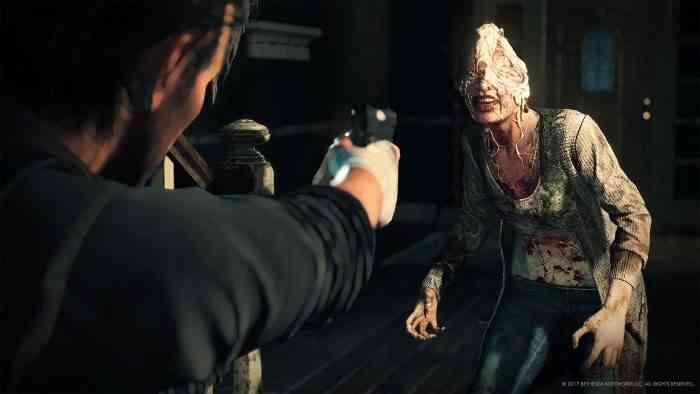 Top 10 xbox one fall holiday 2017 - article evil within 2