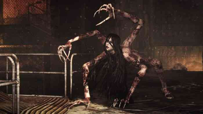 The Evil Within 2 Gets A Free First Person Update