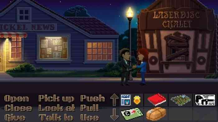 Top 12 Nintendo Switch Games Fall 2017 - Article - Thimbleweed Park