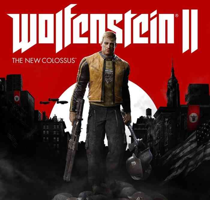 Top 10 xbox one fall holiday 2017 - article wolfenstein II new colossus