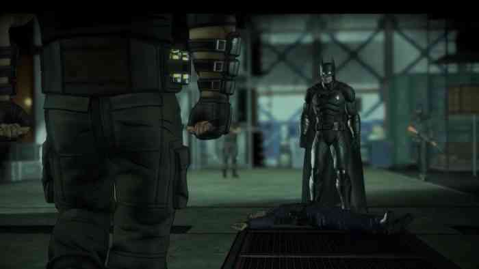 Check out the Trailer for Batman: The Enemy Within Episode 2