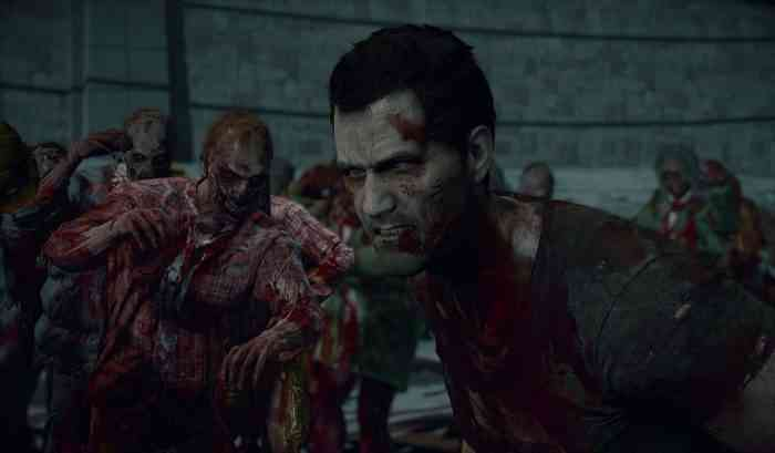 Capcom may be working on a new Dead Rising game