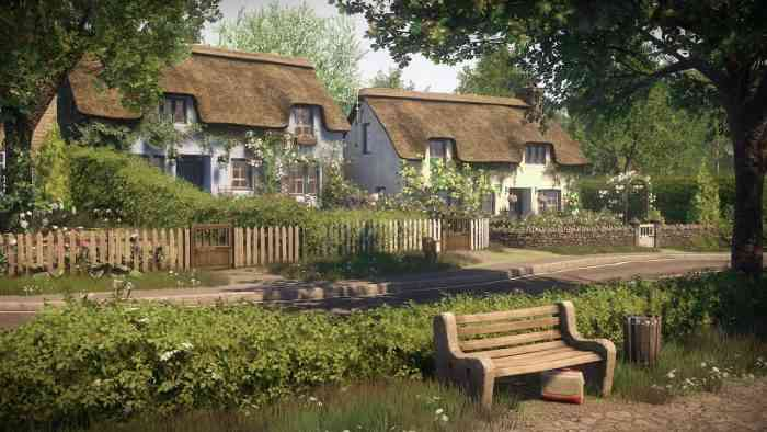 Everybody's Gone to the Rapture screen