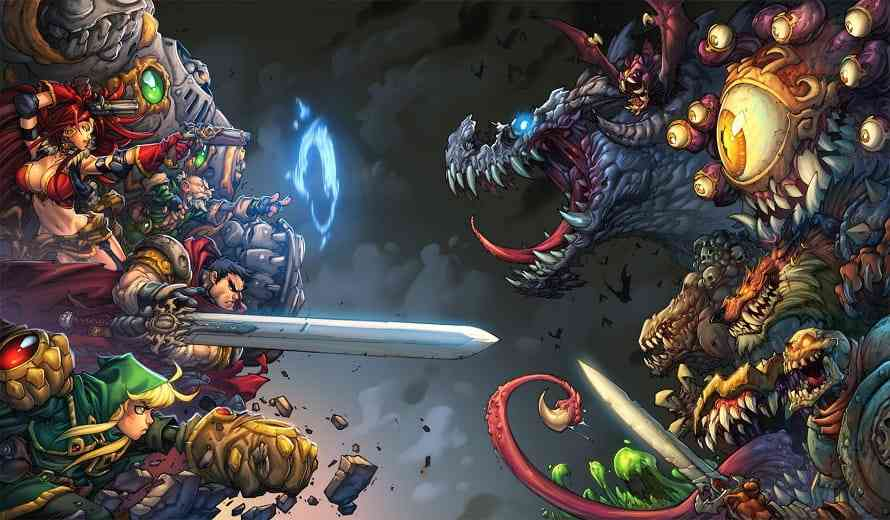 Battle Chasers: Nightwar Review - Visually Jaw Dropping Comic Book Brought to Life as a Smartly Satisfying RPG | COGconnected